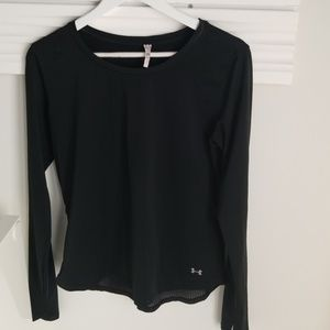 Underarmour long sleeve M heat gear